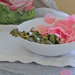 Fermented Pink Radishes With Greens