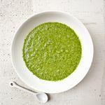 zhug spiced green sauce