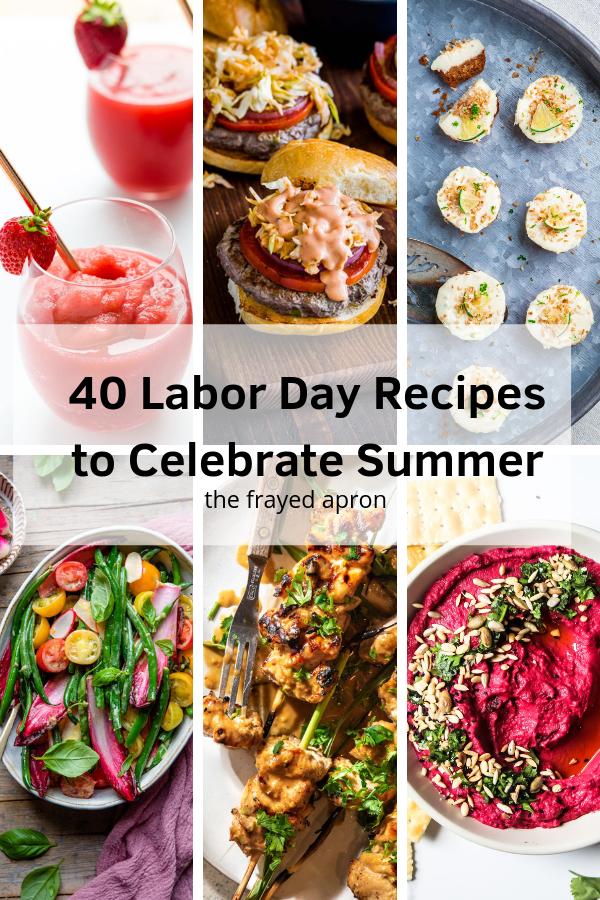 40 labor day recipes