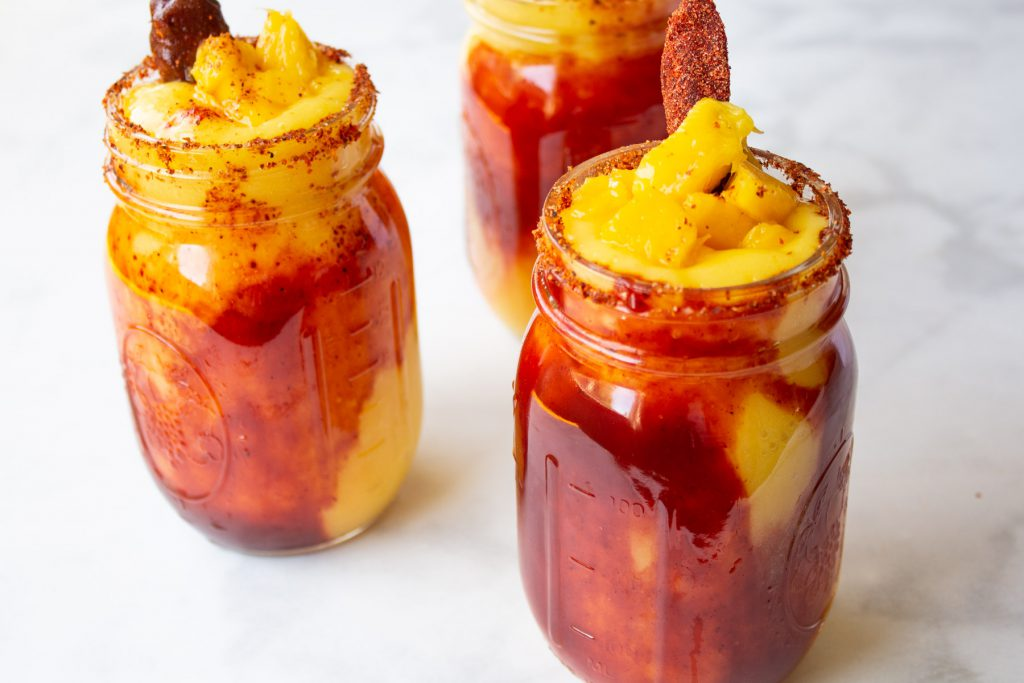 mangonada smoothies
