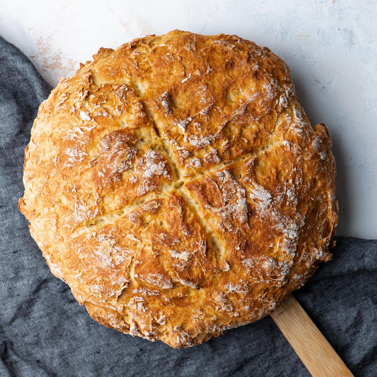 4 Ingredient Traditional Irish Soda Bread The Frayed Apron
